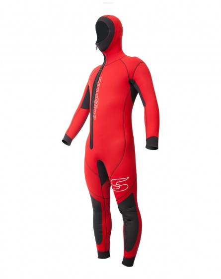 Hooded Canyoning suit GUIDE 6,5mm thermo