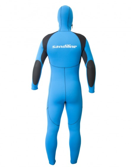 Hooded Canyoning suit RENTAL 6,5mm thermo
